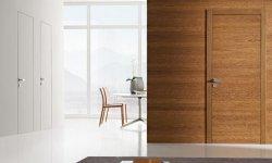 Щитовые двери: характеристики и материалы