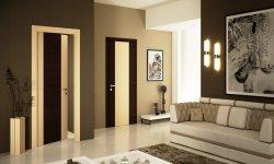 Межкомнатные двери: виды покрытий