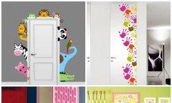 Двери в детскую: выбор и обустройство