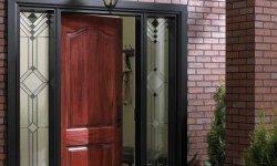 Входная дверь - выбираем дизайн