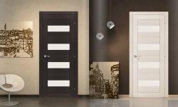 Выбор двери: из шпона или массива?