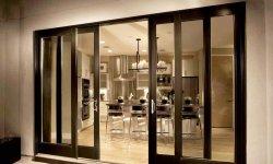 Система раздвижных дверей - удачная альтернатива распашным конструкциям!