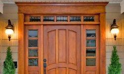 Древесные породы для изготовления дверей