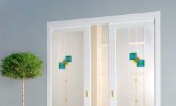Особенности монтажа раздвижной двери с пеналом