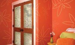 Как украсить межкомнатные двери?