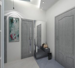 двери в интерьере 2