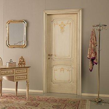 """Двери """"барокко"""" - изысканность и роскошь в интерьере"""