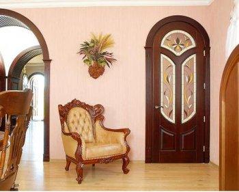 Модные тенденции в дизайне дверей