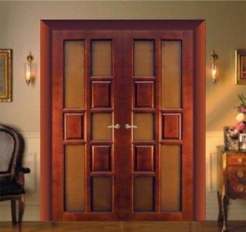 Как реставрировать межкомнатную дверь?